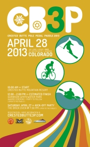 2013 CB3P Poster