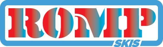 Romp logo for Signatures RedBlue