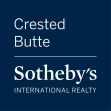 Crested Butte SIR Square with Blue BG